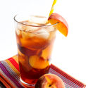 Sweet Peach Iced Tea