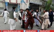 Jalalabad Suicide Attack Kills About 33, Wounded Over 99, Afghanistan