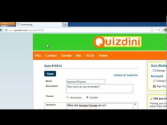 Quizdini | It's not just easy, it's Quizdini!