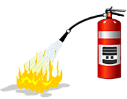 Which Chemicals Use To Produce Fire Extinguishing Equipment?
