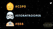 Twitter Unveils Star Wars Emojis, and All Is Right With the Galaxy