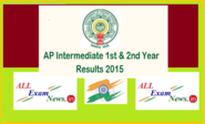 AP Inter 1st Year Exam Result 2015 check here bieap.gov.in - All Exam News|Results|Exam Results|Recruitment 2015