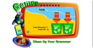 Clean Up Your Grammar! - Maggie / Scholastic