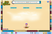 Link with Actions Game for Grade 3 | Turtlediary.com