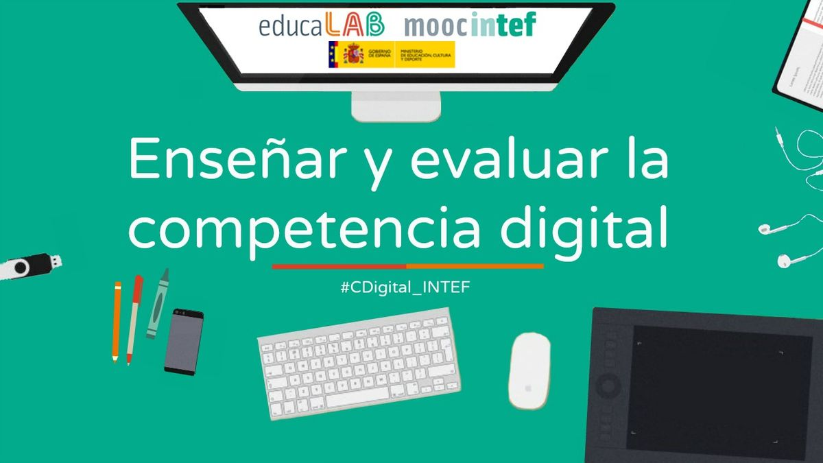 Headline for Enseñar y evaluar la competencia digital