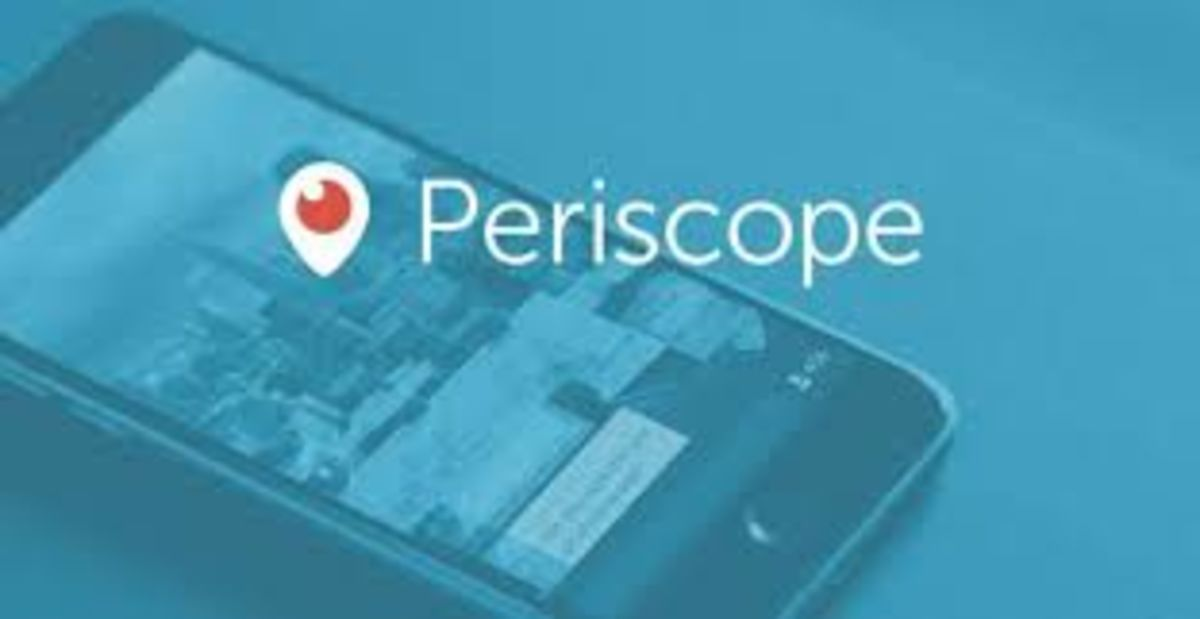 Headline for LIVE [Recorded] Periscope Broadcasts for @FiremanRich