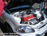 K Series Swap in a Civic