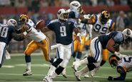 Steve McNair – Tennessee Titans, Baltimore Ravens