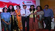 AMRI Mukundupur felicitates brave mothers to mark Mother's Day