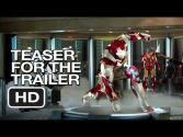 Iron Man 3 Official Teaser for the Trailer (2013) Marvel Movie HD