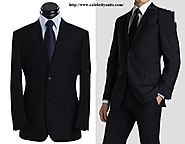 Man White Wedding Suits