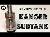 Review - Rebuild of the Kanger SubTank By KangerTech