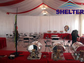 Elegant Wedding Tent for sale by Shelter