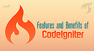 CodeIgniter Features and Advantages