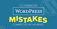 Common WordPress Mistakes Committed by Rookies