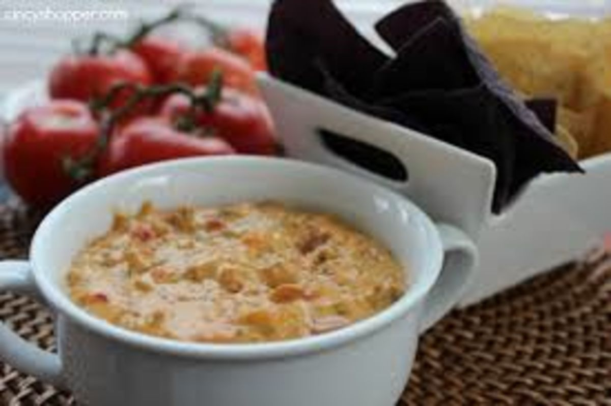 Headline for Mini Crock Pot Dip Recipes