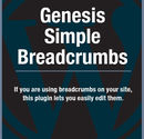 How To Use the Genesis Simple Breadcrumbs Plugin