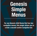 Genesis Simple Menus Plugin Tutorial