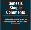 Customizing the Comment Area On Your Genesis Child Theme
