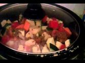 Easy Peasy Vegetarian Crockpot Stew