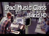 Teaching music using iPads