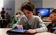 Math That Moves: Schools Embrace the iPad