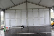 10mx10m Double Decker Tent used as meeting house