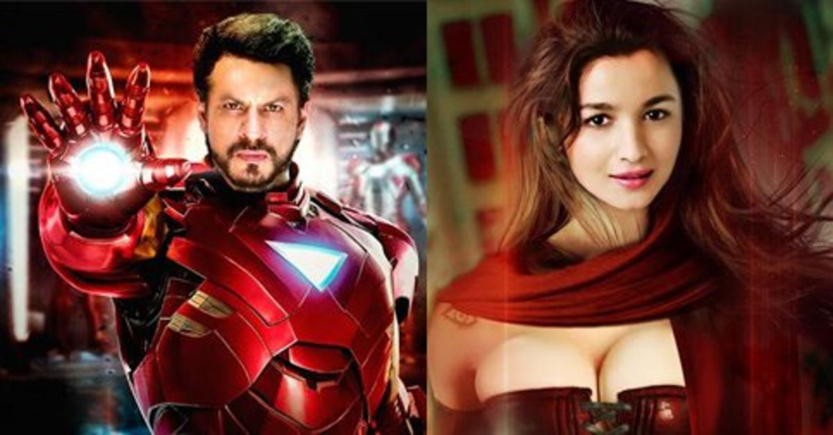 Headline for Bollywood Stars Who Are Perfect For Avengers Remake in India