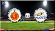 Kolkata Knight Riders v/s Royal Challengers Bangalore