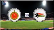 Royal Challengers Bangalore v/s Pune Warriors India