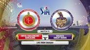 Kings XI Punjab v/s Royal Challengers Bangalore