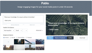 Pablo by Buffer | Design engaging images for your social media posts in under 30 seconds