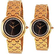 Get Special Offers on Couple Watches Online