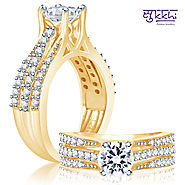 Rings Jewellery Designs with Affordable Price Rates