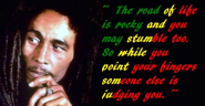The Best of Bob Marley Quotes