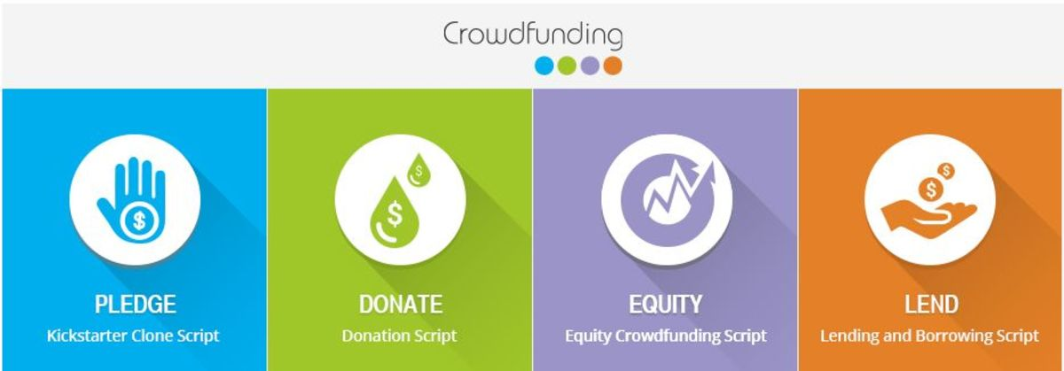 Headline for crowdfunding script