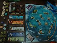 Cyclades Board Game: A Game Steeped in Greek Mythology