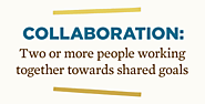 "What ""collaboration"" really means"