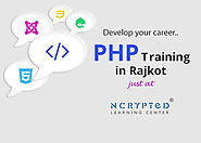 NCrypted Learning Center- IT Training Programs in Rajkot - PHP Training in Rajkot