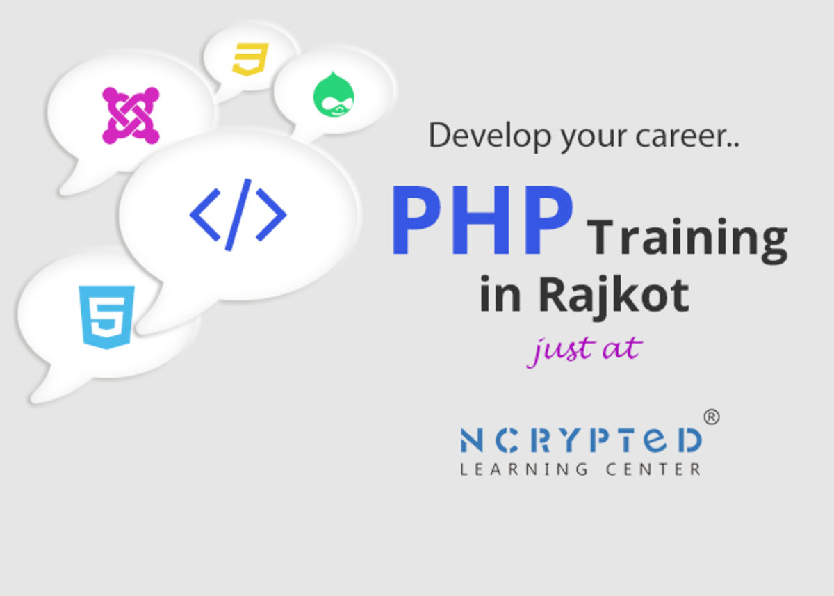 Headline for PHP Training in Rajkot