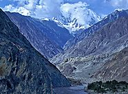 The Kali Gandaki Gorge in Nepal is often considered the deepest gorge in the world.