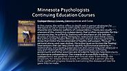 Minnesota Psychologists Continuing Education Requirements