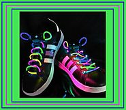 LED shoelaces: Bold and Beautiful - Project Fellowship