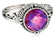 Pink Gemstone Rings for Women - Project Fellowship