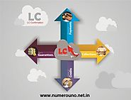 LC Confirmation: Product Functions, Product options, Application Procedures