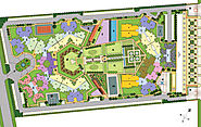 Rudra Palace Heights Site Plan | 9899700796