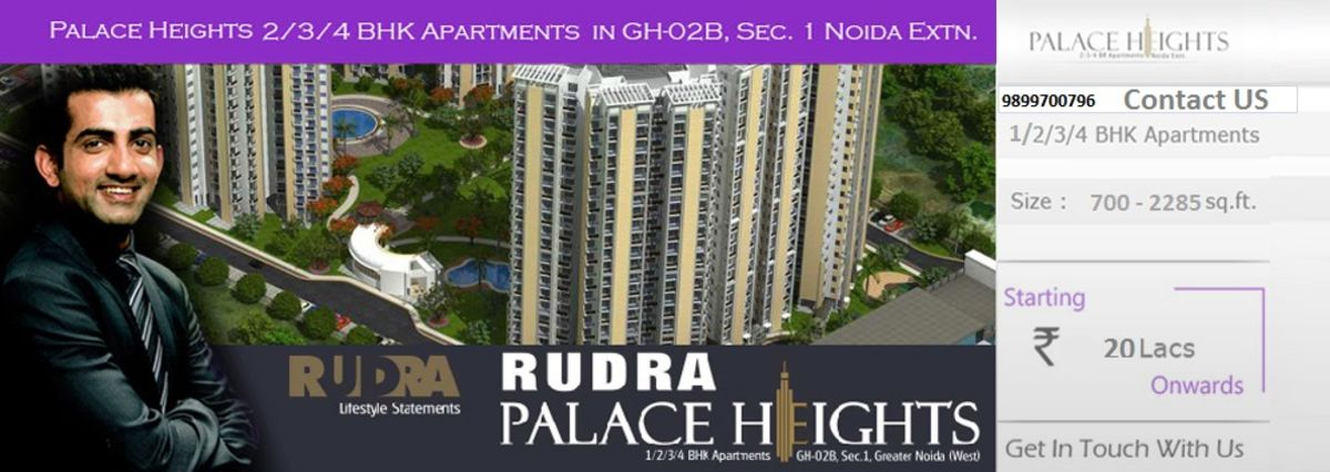 Headline for Rudra Palace Heights