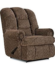 Stallion Recliner Brown
