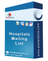 High-Response Hospital Mailing List With eSalesData