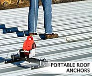 CAI Safety Systems - Roof Fall Arrest Anchors